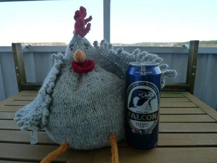Bringing the beer!