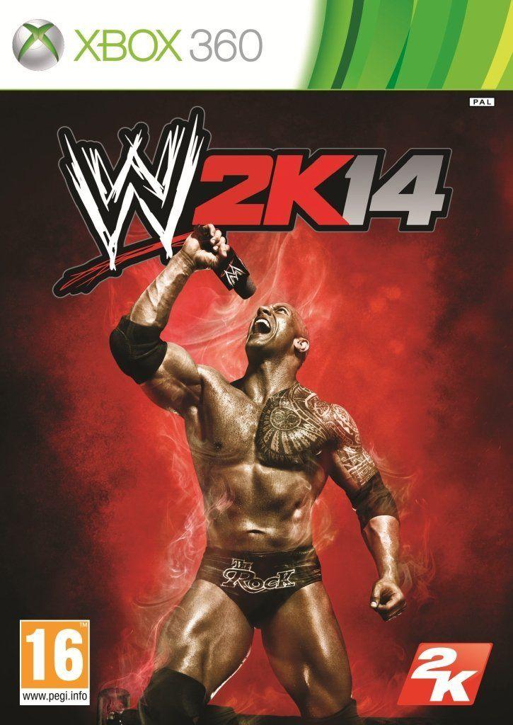 WWE 2K14 (Xbox 360): Amazon.co.uk: PC & Video Games