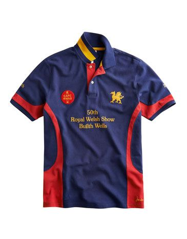 Joules Mens Polo French Navy A Prize Winning We Think So