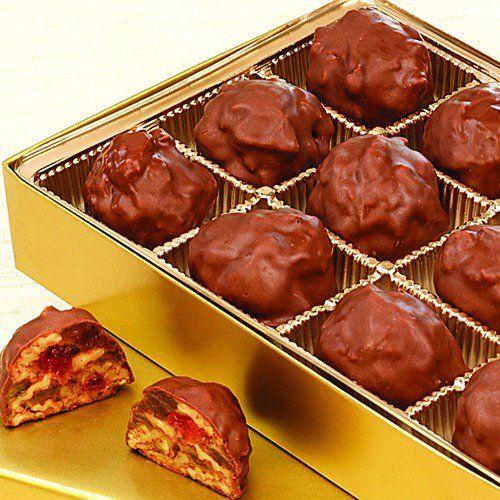 DeLuxe® Fruitcake   Fruit cake - Collin Street Bakery Corsicana Texas