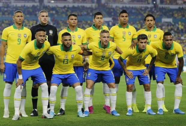 Brazil Announce Squad For World Cup Qualifiers 2022 In 2020 Brazil World Cup World Cup 2022 World Cup