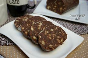Gluténmentes keksz szalámi // Gluten free cookie salami | Gluténmentes élet