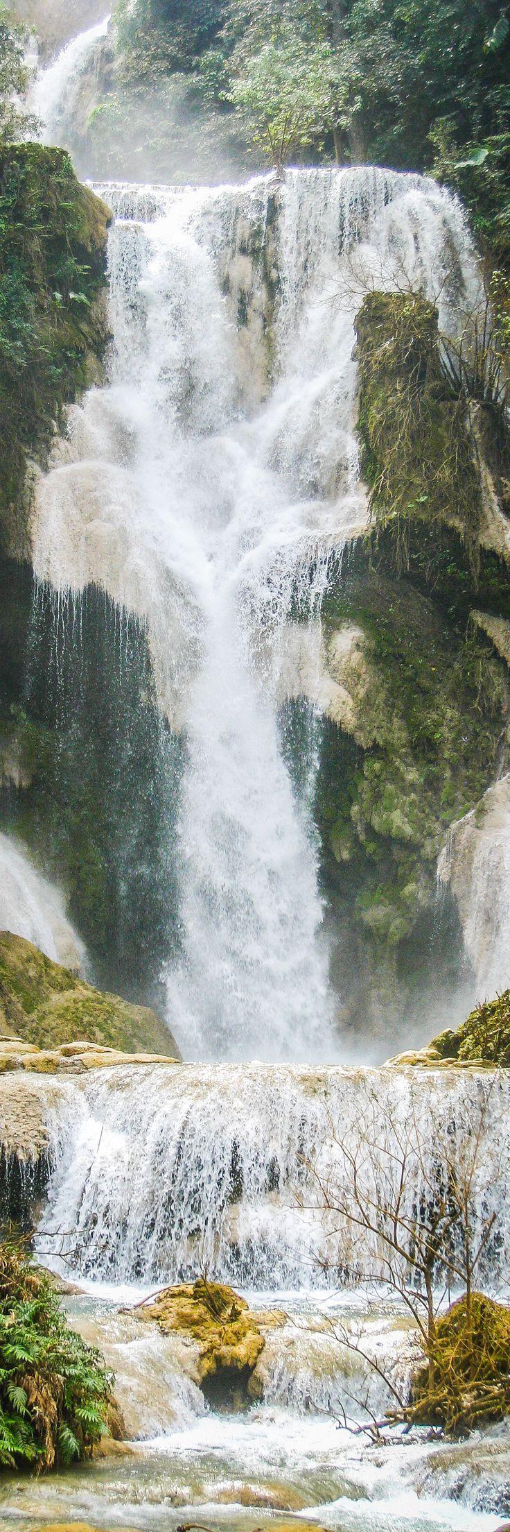 Kuang Si Falls, luaLuang Prabang
