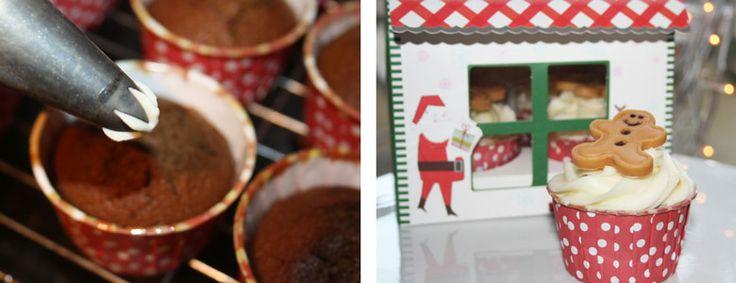 preparation 1 gingerbread cupcakes xmas forward gingerbread cupcakes ...
