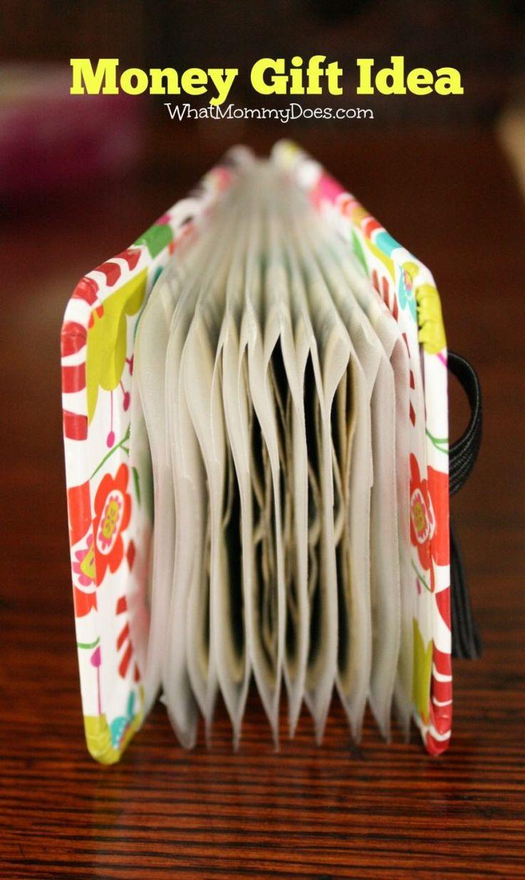 18 brillante Möglichkeiten, Geld als Geschenk zu verschenken – clevere Geldgeschenke, die jeder gerne bekommt!