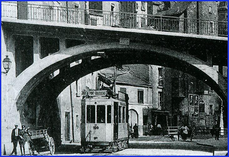 1925 Nantes rue de l'Arche Sèche