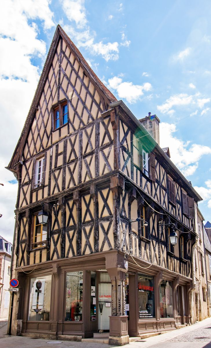 The Corner Shop, Bourges, France through the eyes of snunney