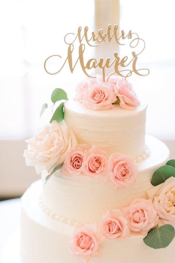 Publix wedding cake at Duke Mansion