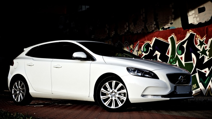 My Volvo V40 | Session two