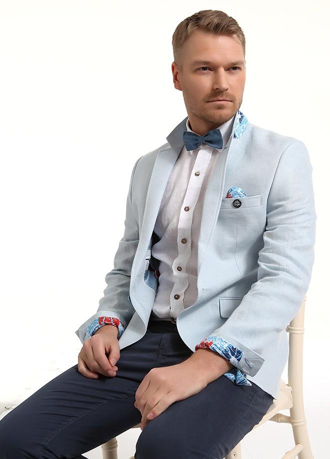 Sateen Men Keten ceket Markafonide 299,90 TL yerine 149,99 TL! Satın almak için: http://www.markafoni.com/product/3797803/