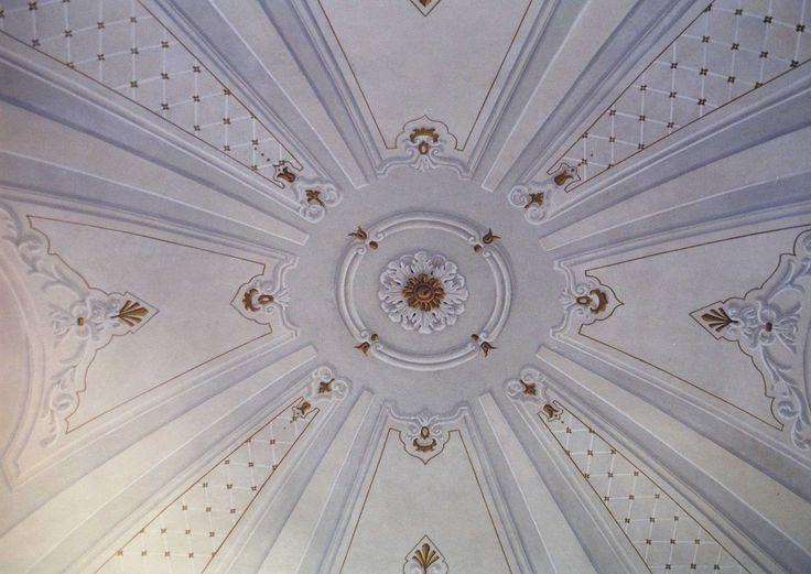 bedroom ceiling (restored)