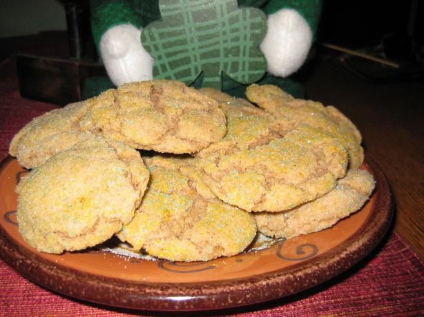 Cinnamon Crackle Cookies. Photo by Hill Family