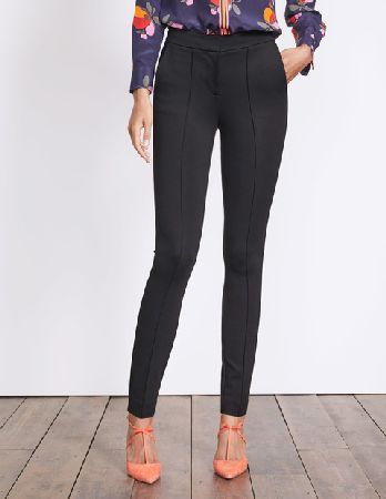 734467031b89c #Boden Hampshire Skinny Trousers Black Women Boden, #Ever wished you could  wear your favourite skinny jeans to work? Well, wish no more.