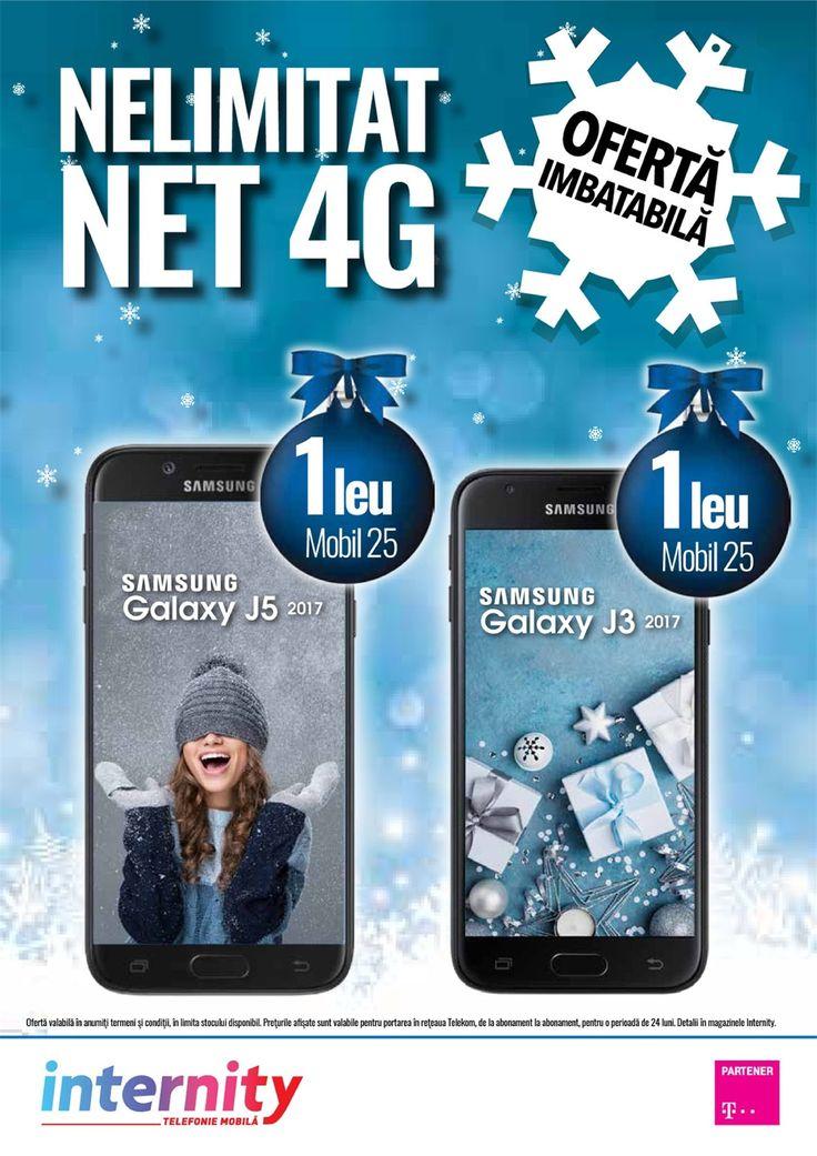 Catalog Internity 01 Decembrie 2017 - 01 Ianuarie 2018! Oferte: smartphone Motorola Moto C 1 leu cu abonamentul Mobil 9 sau 399 lei fara abonament