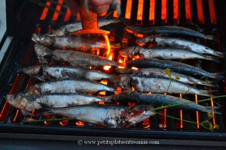 sardines au barbecue
