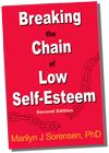 book cover breaking the chain of low self esteem