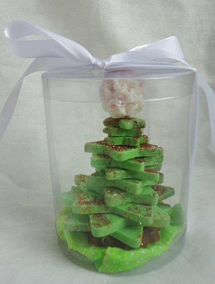 Sabonete Arvore de Natal