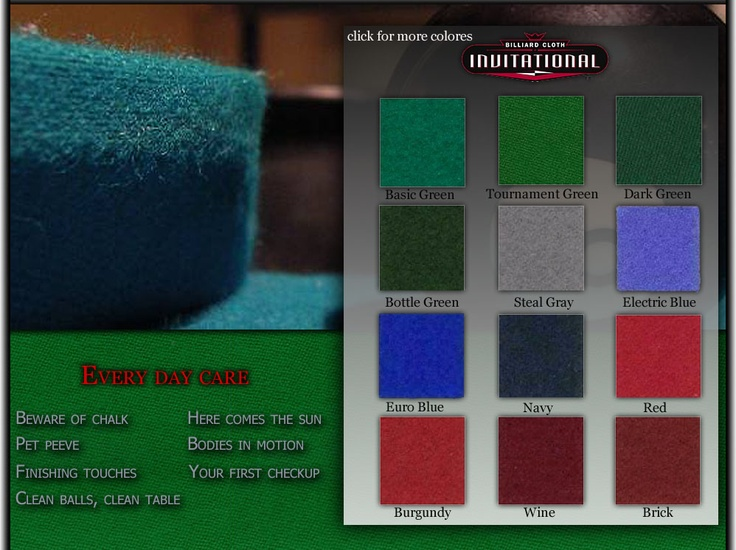 Best Billiard Table Felt Images On Pinterest Felting Feltro And - Pool table movers columbus ohio