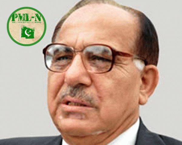 سینیٹر سید ظفر علی شاہ نے ن لیگ سے بغاوت کر دی ، روزنامہ اُردو پوائنٹ