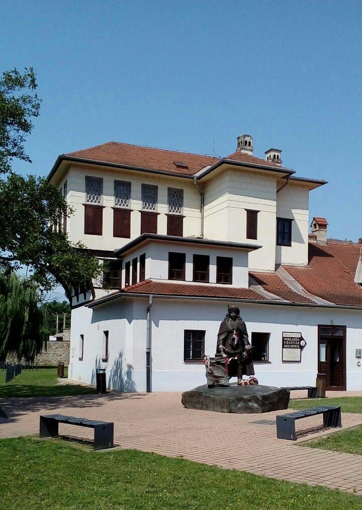Memorial House of Francis II Rákóczi in Košice, Slovakia