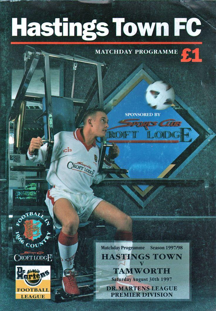 Hastings United FC in Hastings, East Sussex