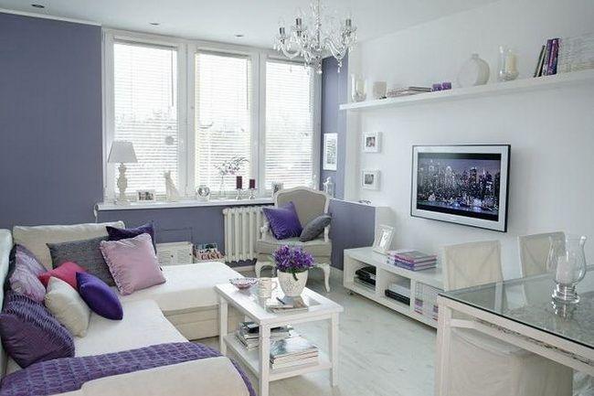 Покраска стен. 16 идей для цвета стен в гостиной [ФОТО] - Строительные услуги и материалы г. Киев