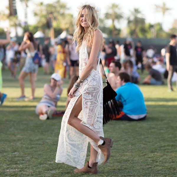 Os 10 melhores looks que desfilaram pelo festival Coachella prontinhos para você roubar!