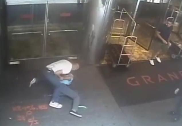 Video shows James Blake takedown by NYPD cop James Frascatore; 'I know what happened to me is not uncommon': Blake