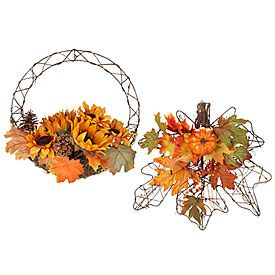 Autumn Wall D Cor From Big Lots Big Lots Shopping