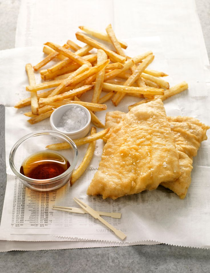 71 best hooked on fish n 39 chips images on pinterest fish for Best fish and chips recipe