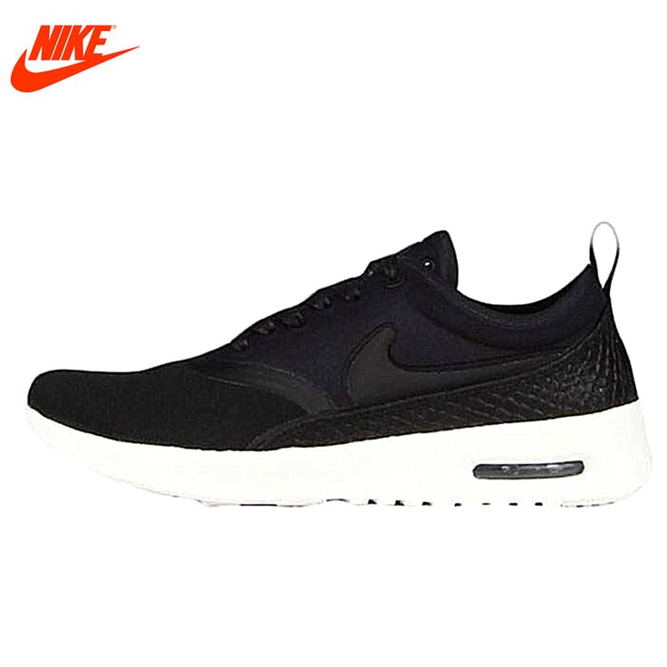 Original NIKE Breathable AIR MAX THEA ULTRA PRM Women's Running Shoes Sneakers 848279001
