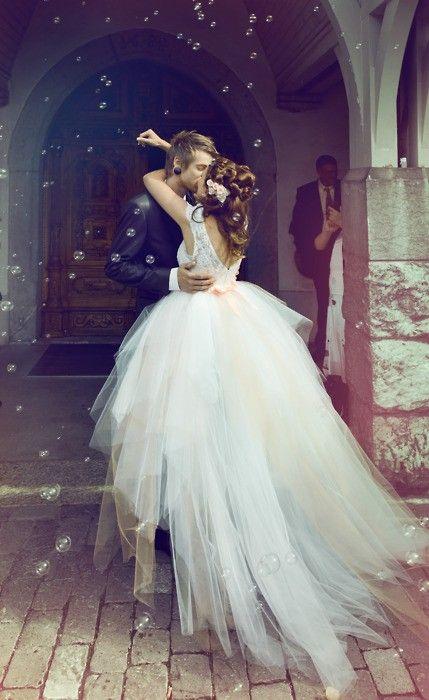 magical - tulle skirt