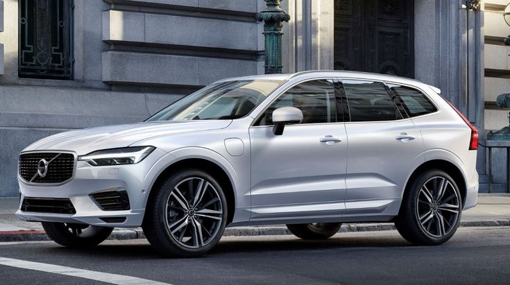 2019 Volvo XC60 Preview