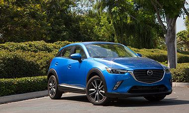 Kelley Blue Book Best Buys of 2016: Small SUV .....2016 Mazda CX-3
