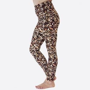 Leopard print leggings, Leggings for Women, Soft Leggings, Fall Clothing, Women's Online Clothing