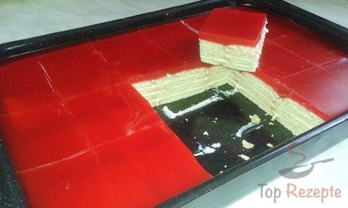 Schneller Kuchen ohne Backen