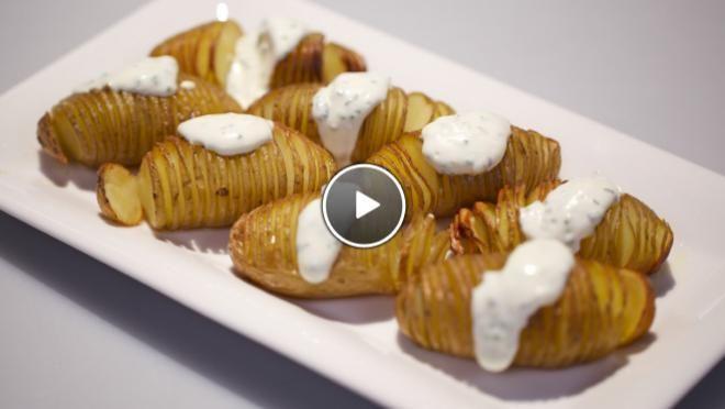 Aardappelwaaiers - De Makkelijke Maaltijd | 24Kitchen