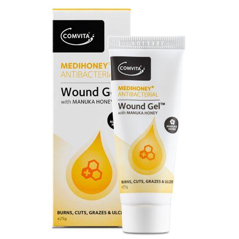 Medihoney Antibacterial wound Gel - Comvita 25g | Shop New Zealand NZ$ 19.90