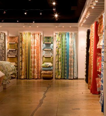Curtain showrooms google search for Home decor outlet near me