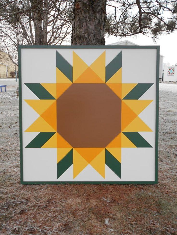 Morning Star Barn Quilts