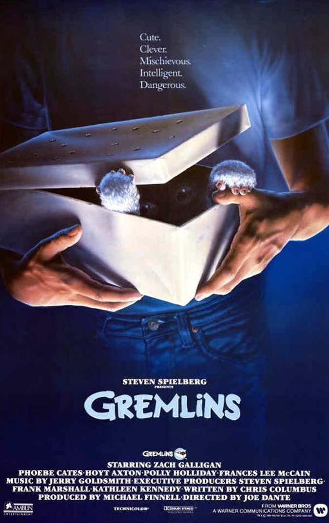 Gremlins                                                                                                                                                                                 Mais