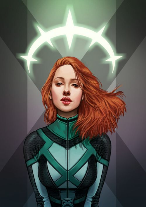 ALL NEW Jean Grey by Lucas Werneck #XMen #Mutants