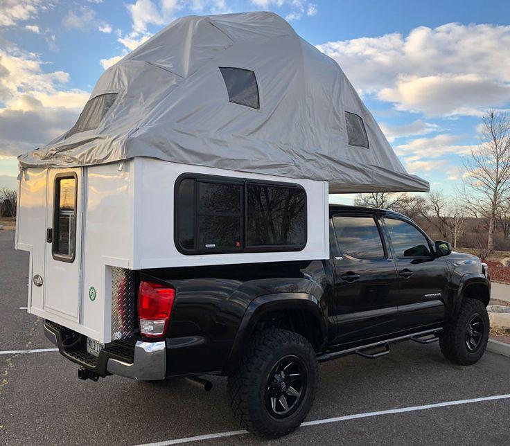 Tcm Exclusive 2018 Phoenix Geo Den Flip Truck Tent