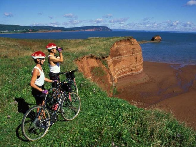 Cape Chignetico Provincial Park - Bay of Fundy & Annapolis Valley