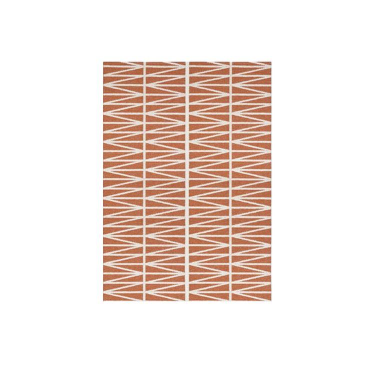 Brita Sweden Indoor/Outdoor Teppich Helmi Brick 150x200 cm