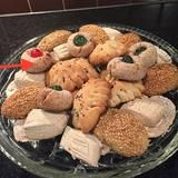 Traditional Italian Christmas Cookies best served with espresso - Espresso Machine Experts
