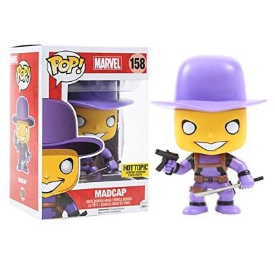 Funko POP! Marvel Madcap Hot Topic Exclusive