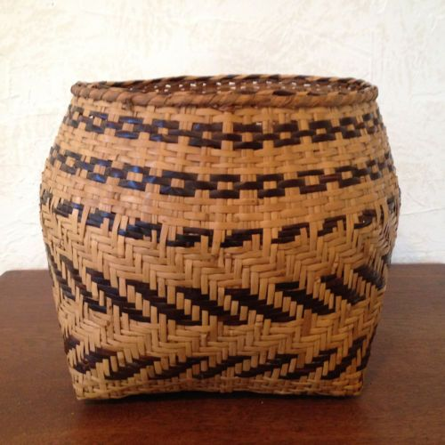 Basket Weaving Cane : Best cherokee baskets images on native