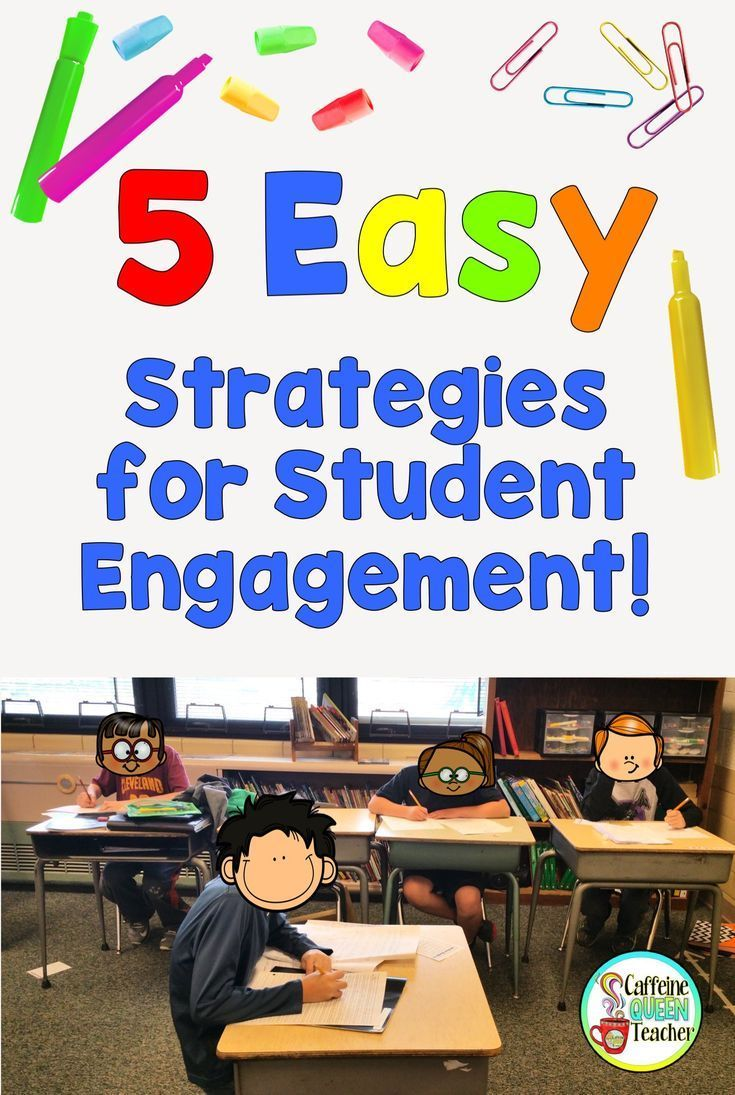 Special Education Teachers To Get Boost >> 5 Brilliant Ways To Boost Student Engagement Ela Classroom