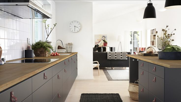 Drømmer du om å bytte kjøkken? Her kan du designe og bygge ditt eget kjøkken…